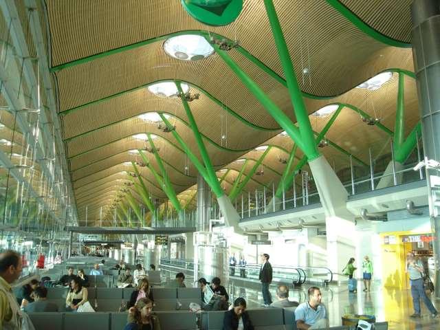 Sala Fumatori Aeroporto Barcellona : Aeroporto madrid barajas